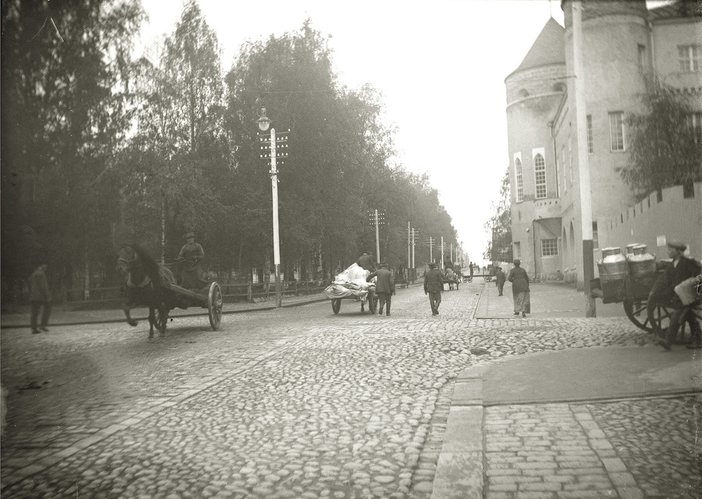 Historiaa: Kuvapareja Kuopiosta