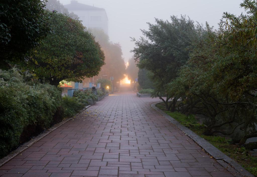 Valkeisenlampi 27.9.2017