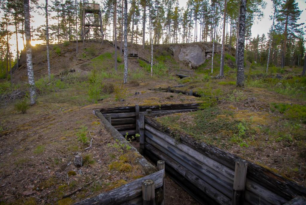 salpalinja_Miehikkälä; Salpalinja 17.5.2011 -3