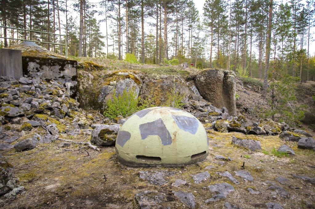 salpalinja_Miehikkälä; Salpalinja 17.5.2011 -6