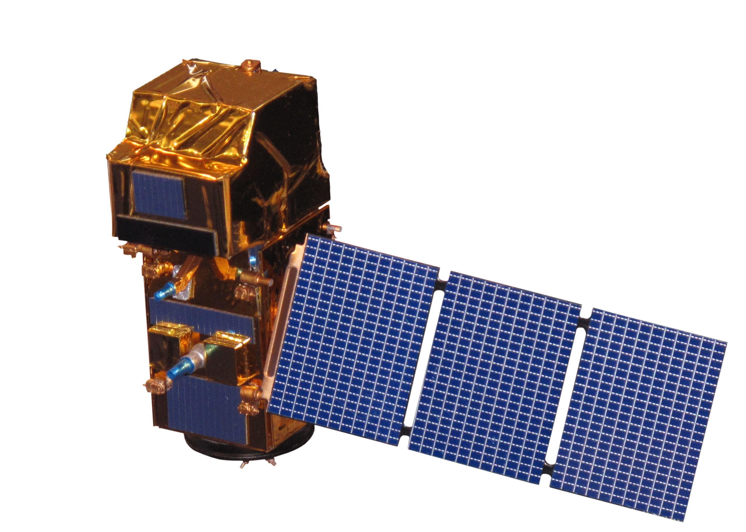 Kaupunkeja satelliittikuvissa