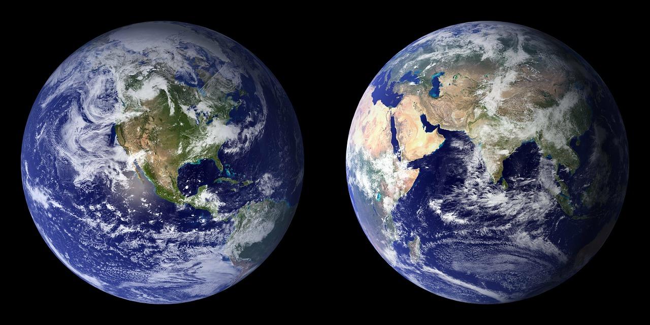 Maa: yleistietoa, mittoja, asento, olosuhteet
