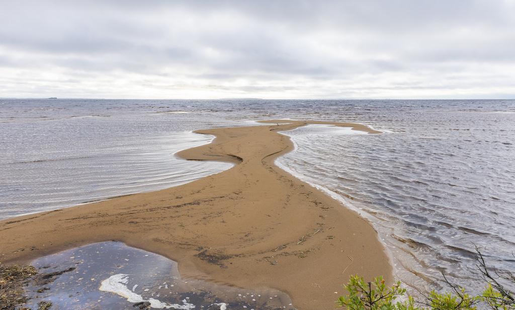 Pinnanmuotoja karttoina ja kuvina: vesistöt ja rannat