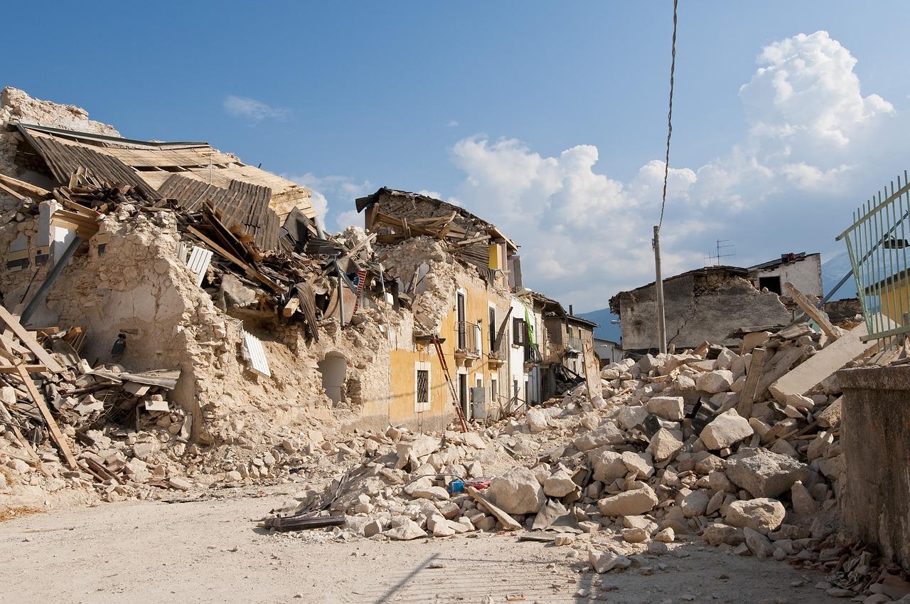 Maanjäristykset