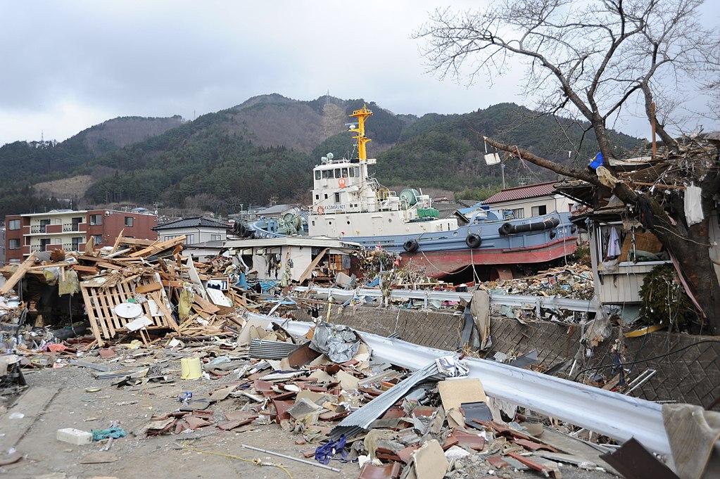 Tsunami: Japani 2011