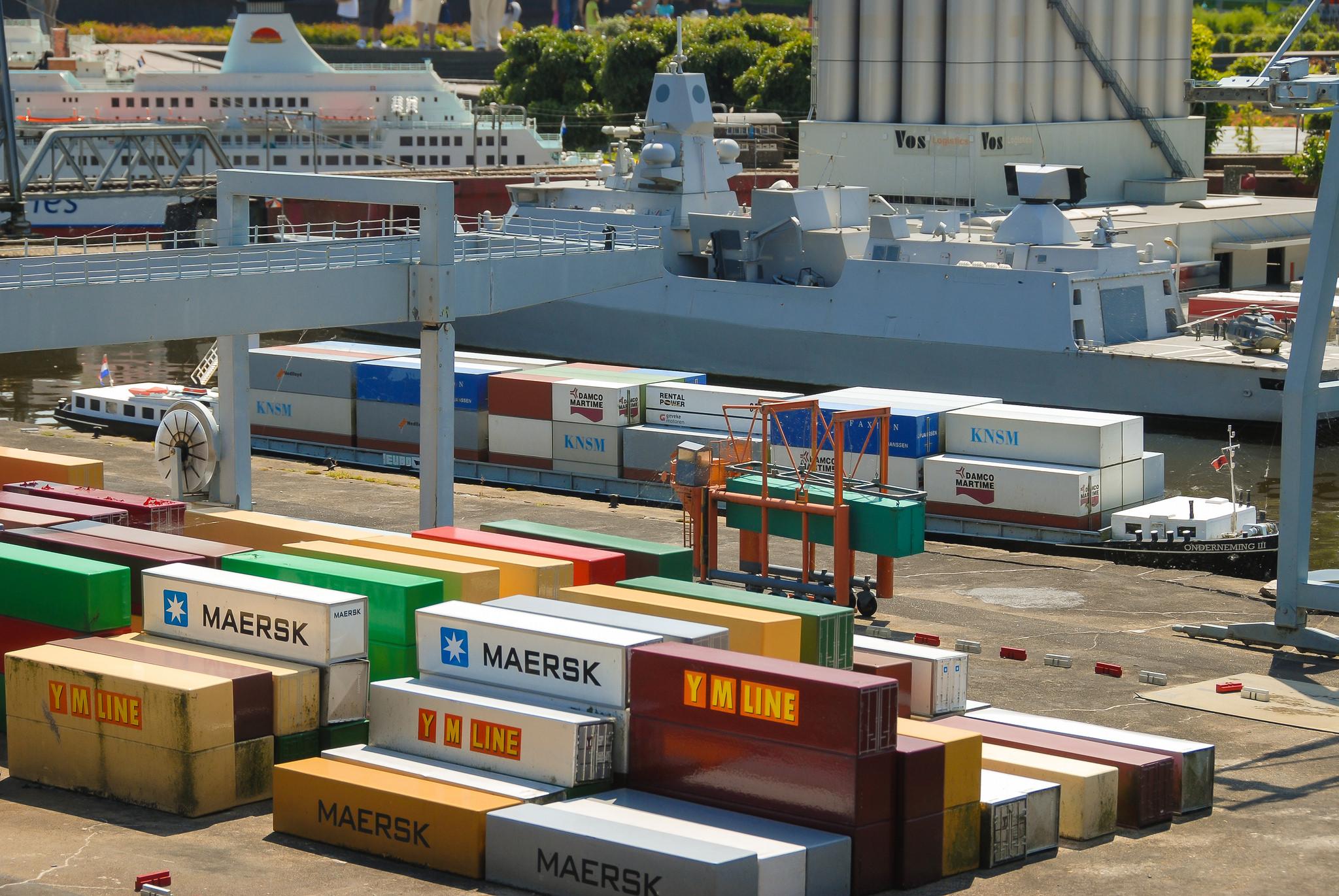 ge3_liikenne_Haag; Madurodam 23.6.2010c