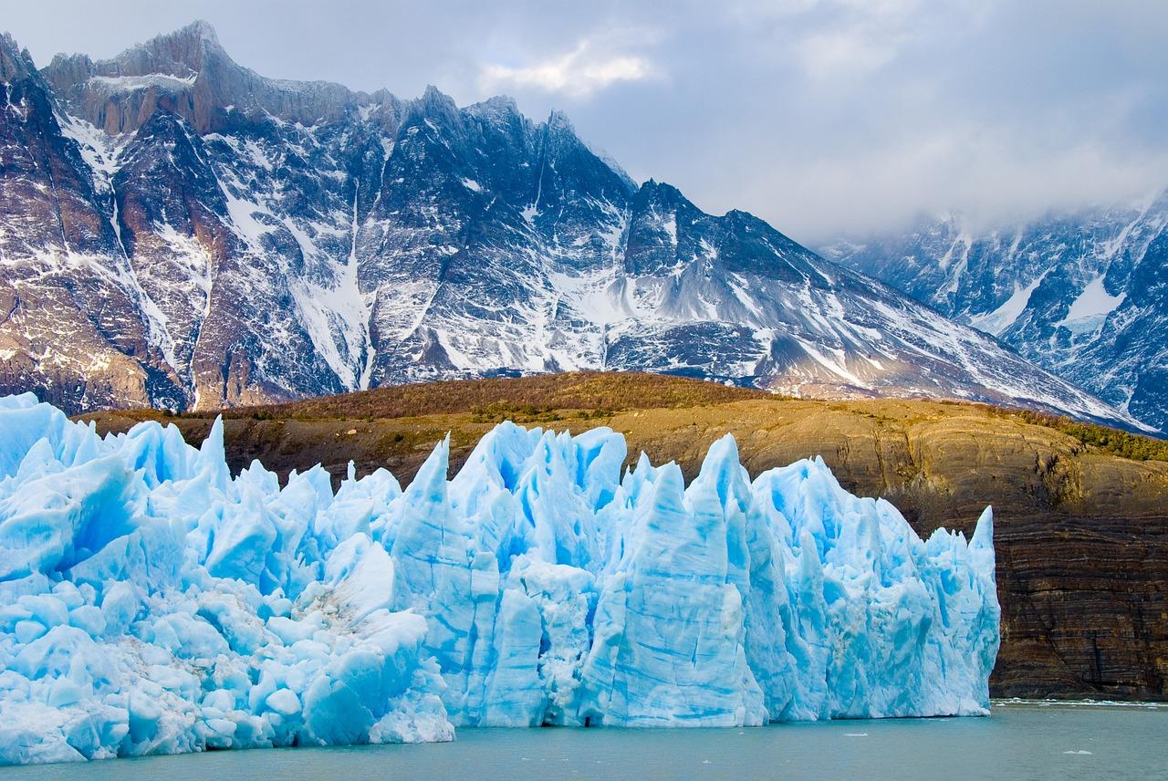 Jäätikön työ