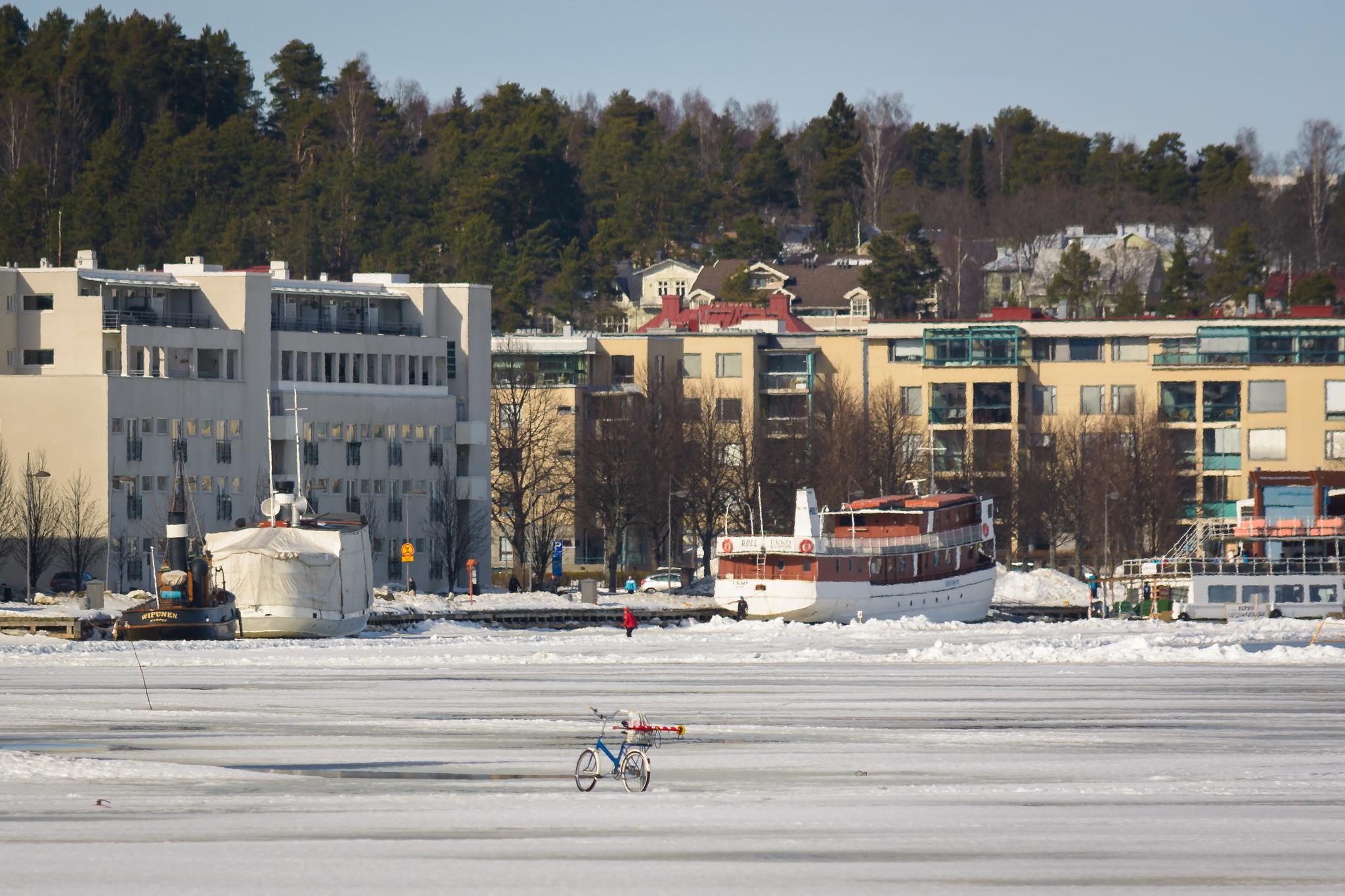 Väinölänniemi 27.3.2016