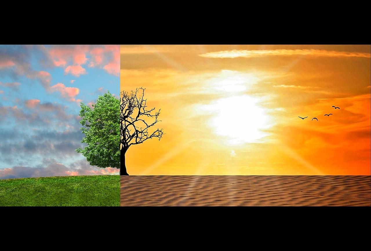 Ilmastonmuutos: Yleistä ja perustietoa