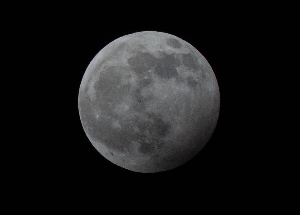 Kuuta kuvaamassa 10.1.2020