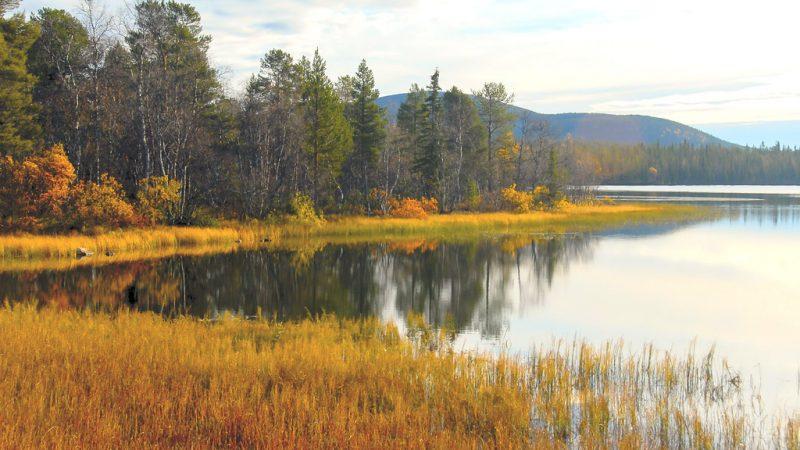 Jerisjärvi; Keimiöniemi