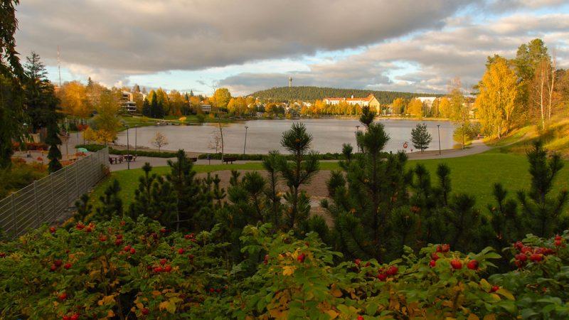 Ruskaretki Kuopiossa 8.10.2011