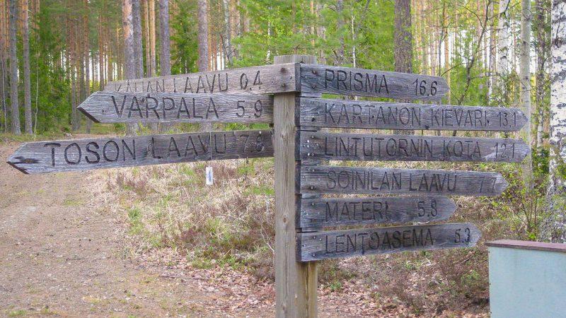 Retkiä: Suuri Herajärvi–Seppäjärvi-Kuhajärvi