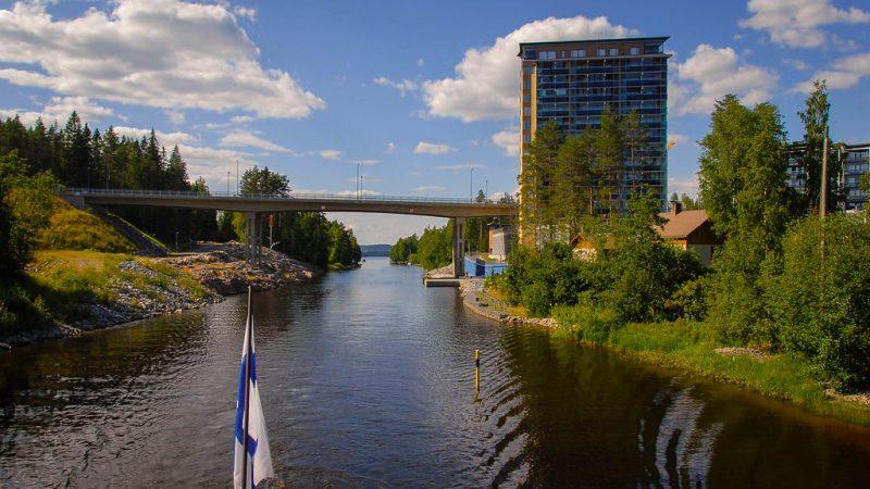 Kuopio: saaristoristeily