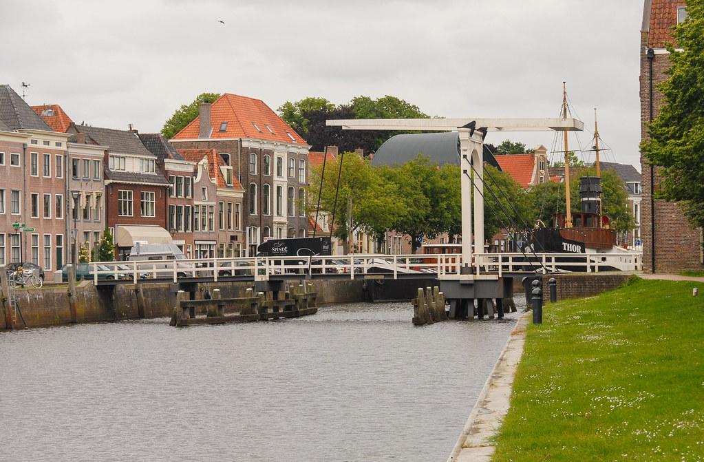 Hollannissa kesällä 2010