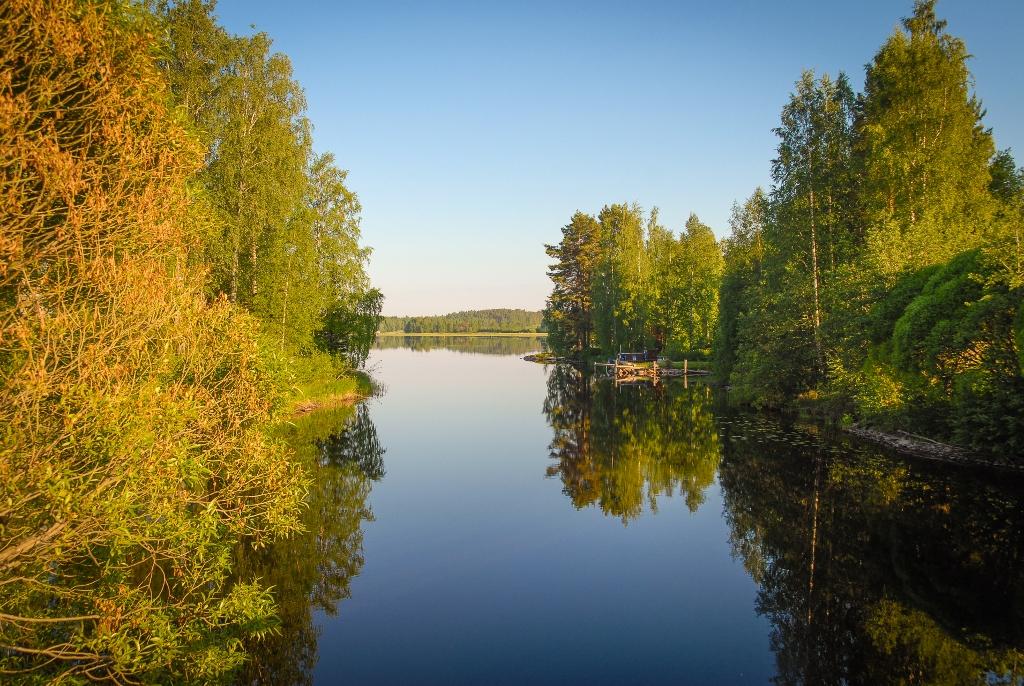Muuruvesi; Putaanvirta 27.6.2009