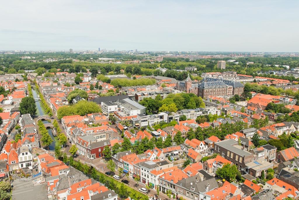 Kaupunkien rakenne