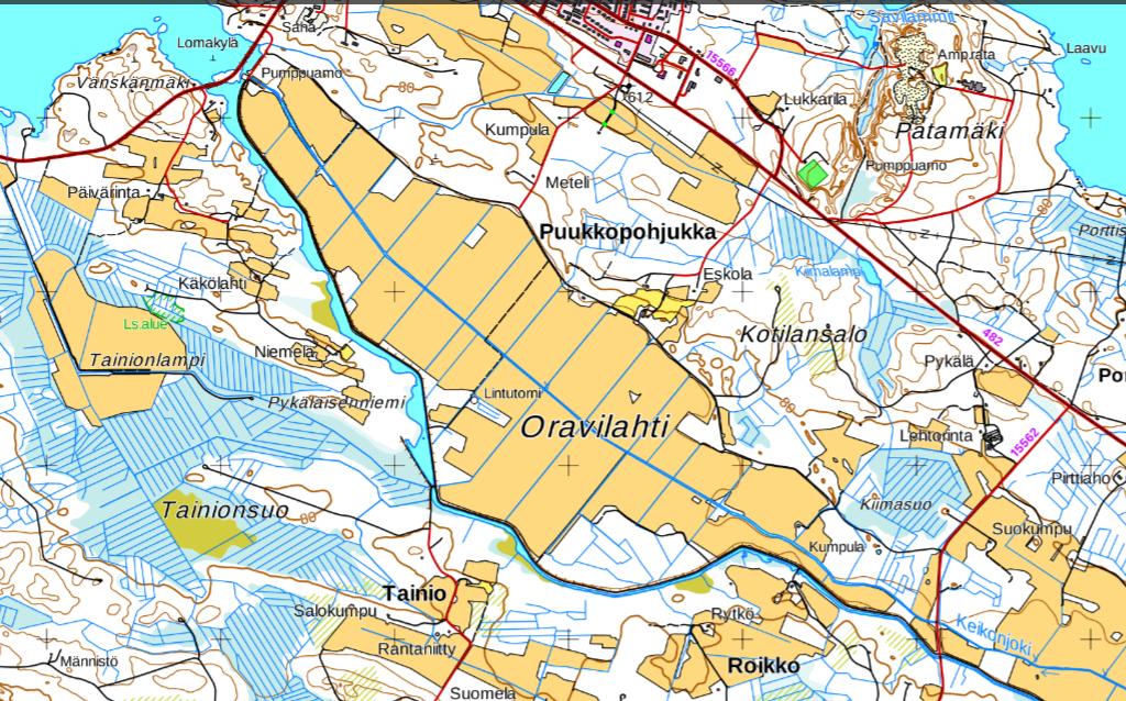 kartta_raakkyla_oravilahti