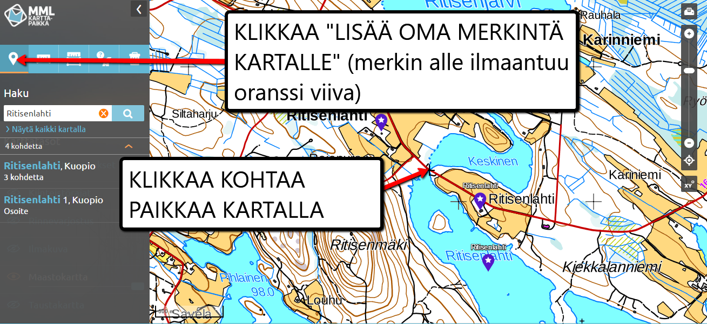 Karttapaika