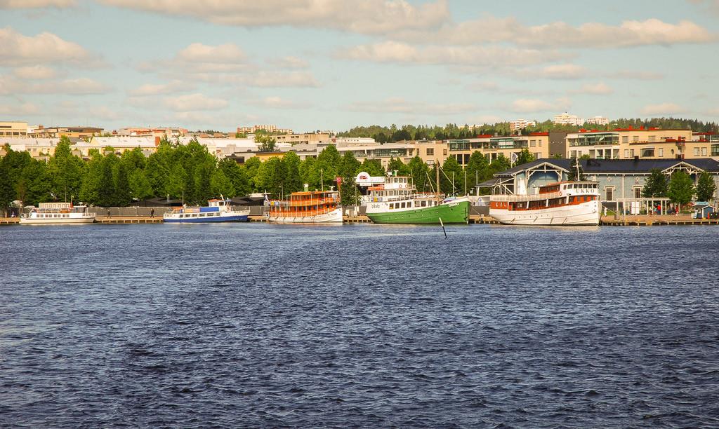 Laivamatka Kuopiosta Muuruvedelle