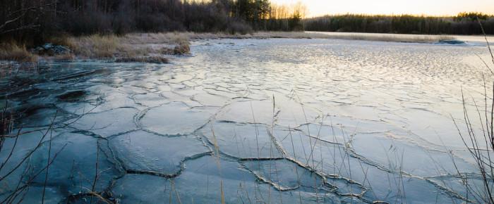 Jää, kuura ja huurre – ja kuvaaja tykkää
